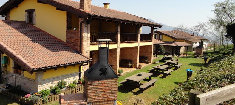 Buenavista alojamiento y aventura - Casas vacaciones asturias ...