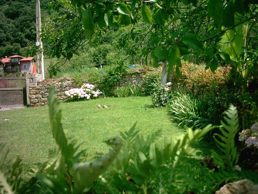 Casa el jard n de la abuela casa rural en pe amellera for Casa jardin culebra