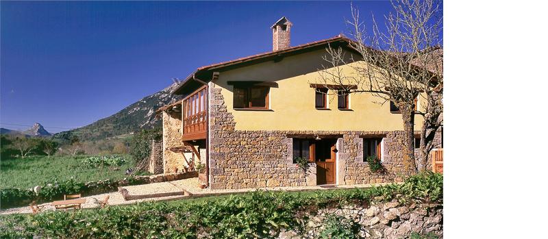 Casa el jard n de la abuela casa rural en pe amellera for Casa rural casa jardin