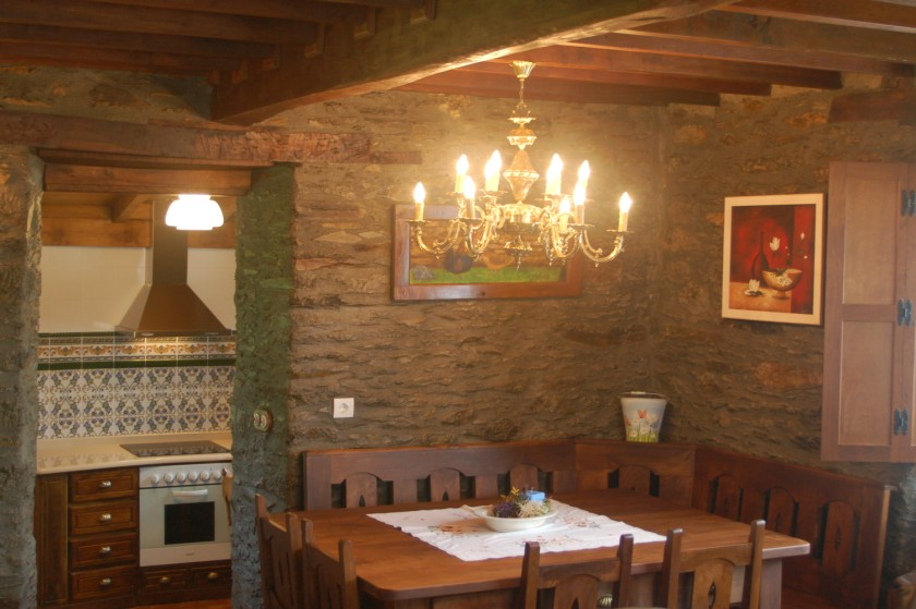 El dolmen - Casas con encanto asturias ...