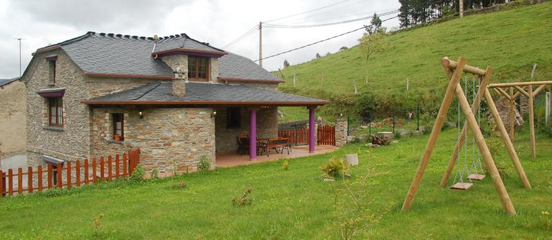 Casas rurales hoteles y turismo rural en asturias - Alquiler casa rural cataluna ...