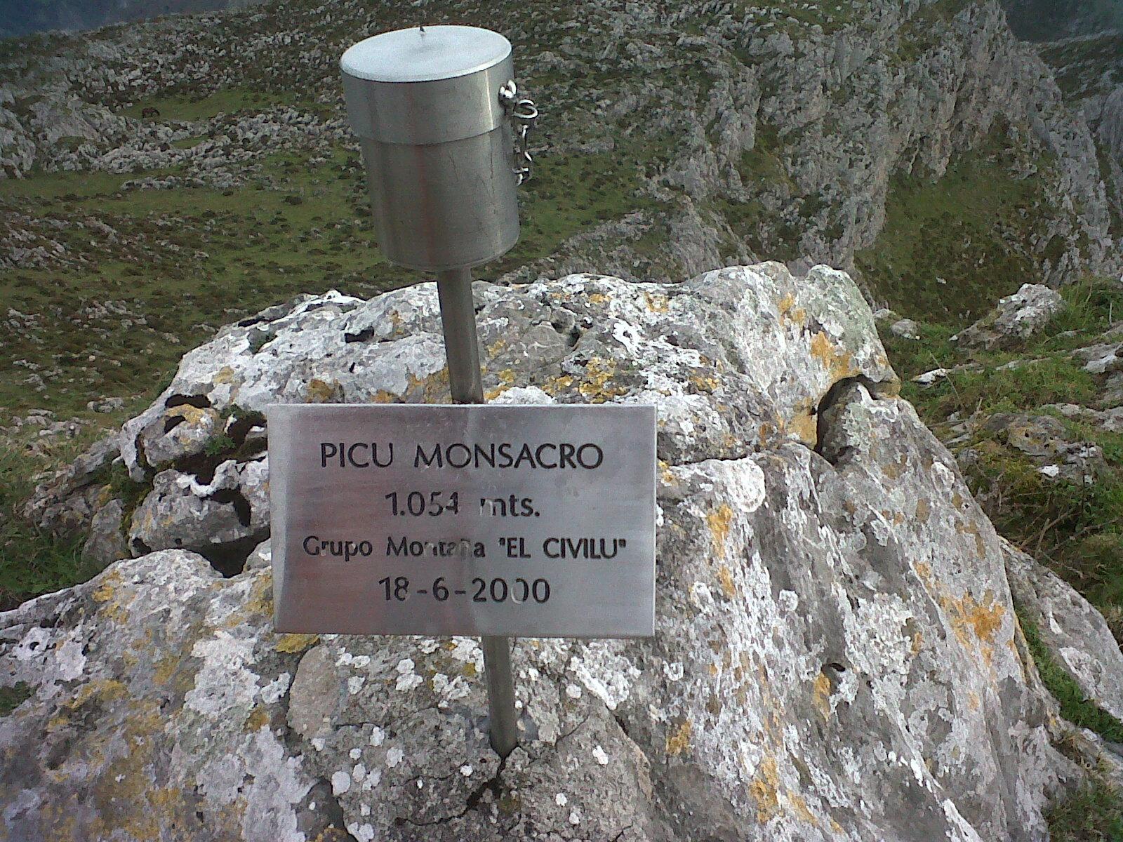 Pico Monsacro