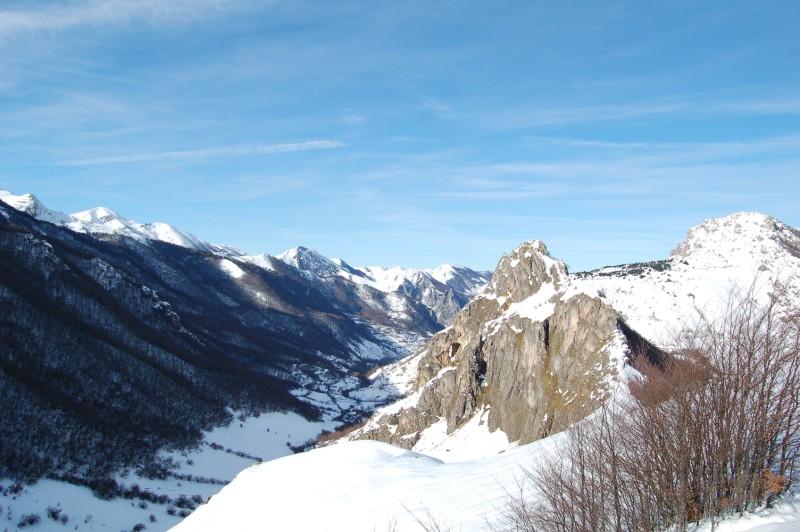 Valle de Lago - Braña de Sousas